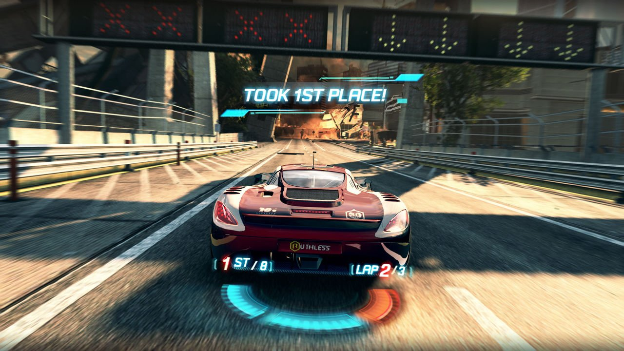 Split Second (PC) Review 5