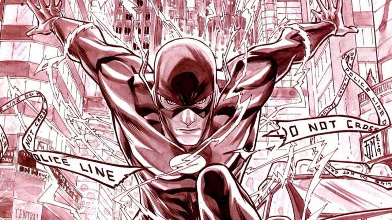 THE FLASH #01 Review 3