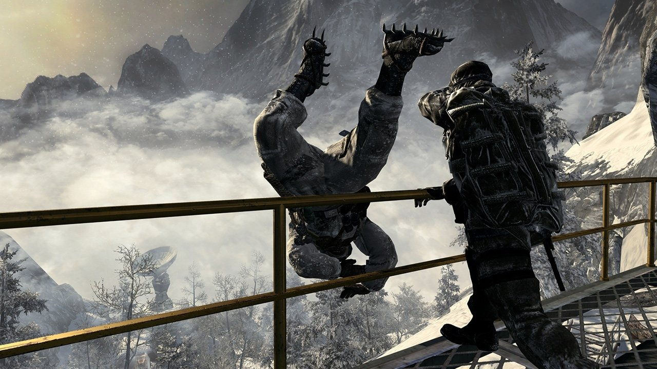 Hands-Off with Call of Duty: Black Ops in 3D