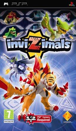 Invizimals (PSP) Review 2