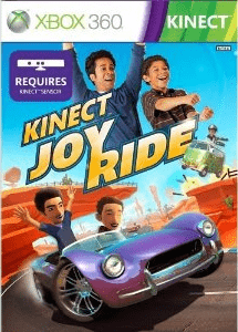 Kinect Joy Ride (XBOX 360) Review 2
