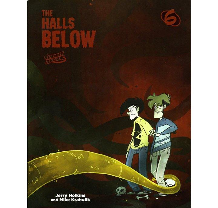Penny Arcade Volume Six: The Halls Below Review 1