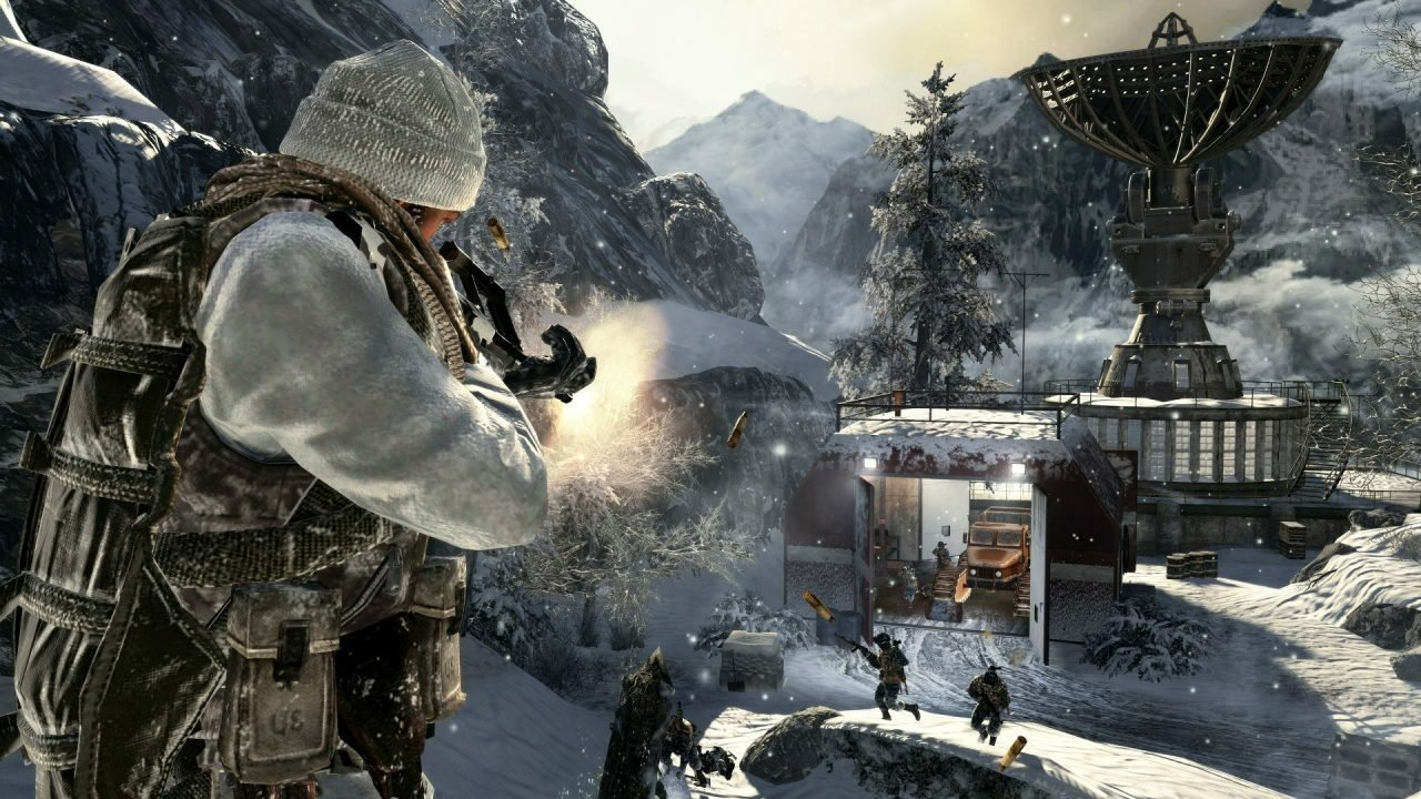 Call Of Duty: Black Ops (Xbox 360) Review 6