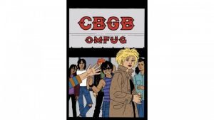 CBGB'S THE COMIC – Issues #1 and #2 Review