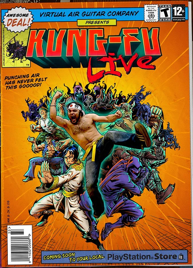 Kung Fu Live (PS3) Review 2