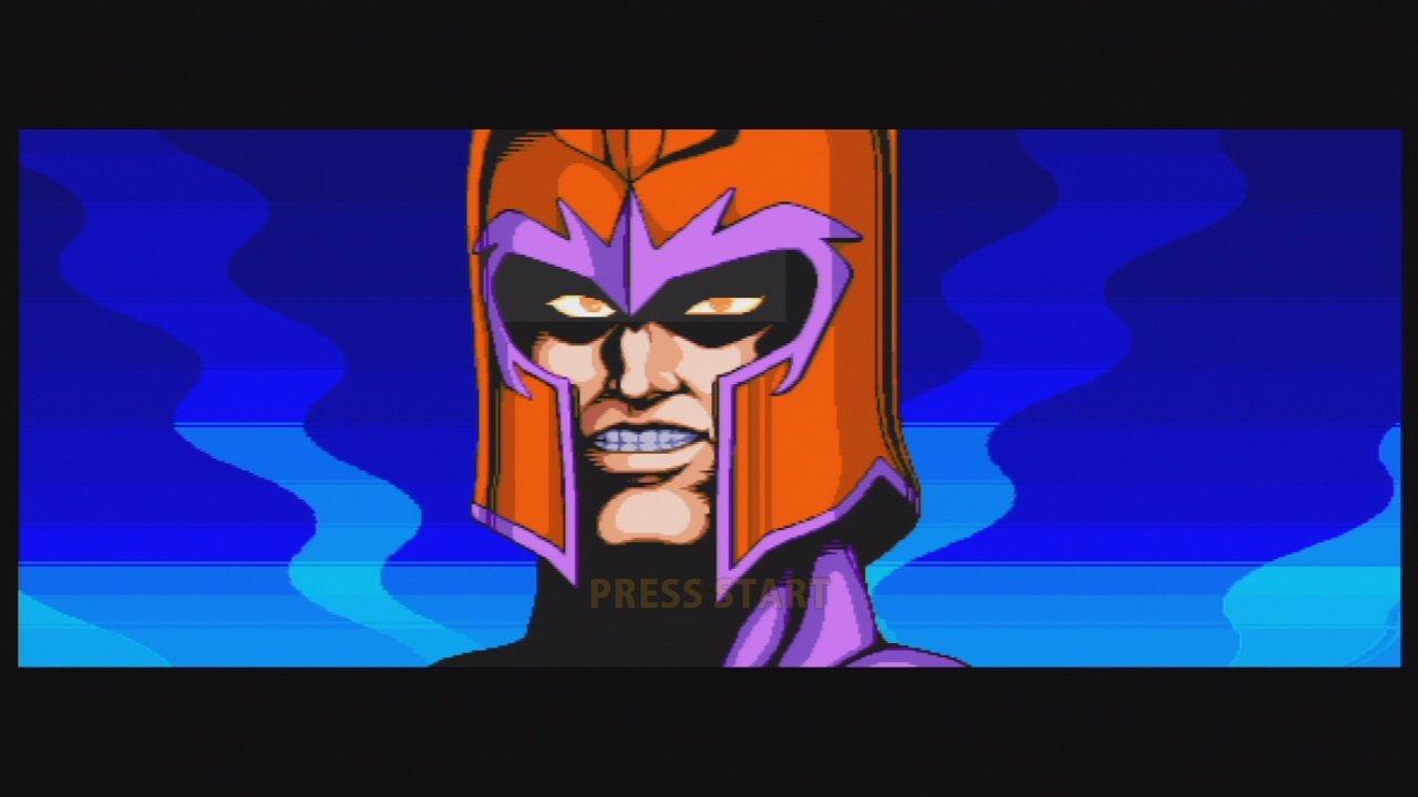 X-Men Arcade (XBOX 360) Review