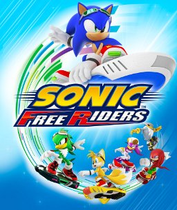 Sonic Free Riders (XBOX 360) Review 2