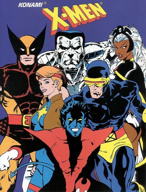 X-Men Arcade (XBOX 360) Review 2
