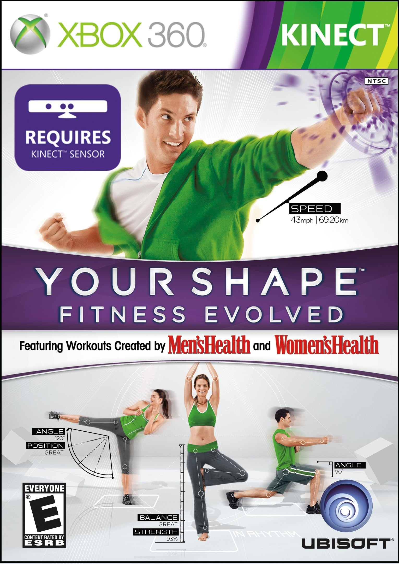 Your Shape: Fitness Evolved (XBOX 360) Review 2