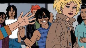 CBGB'S THE COMIC – Issues #1 and #2 Review 2