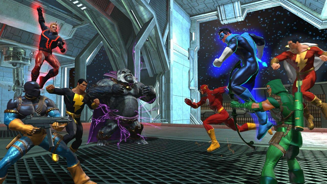 Dc Universe Online (Ps3) Review