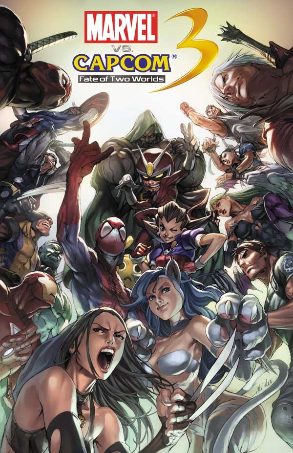 Marvel vs. Capcom 3: Fate of Two Worlds (XBOX 360) Review