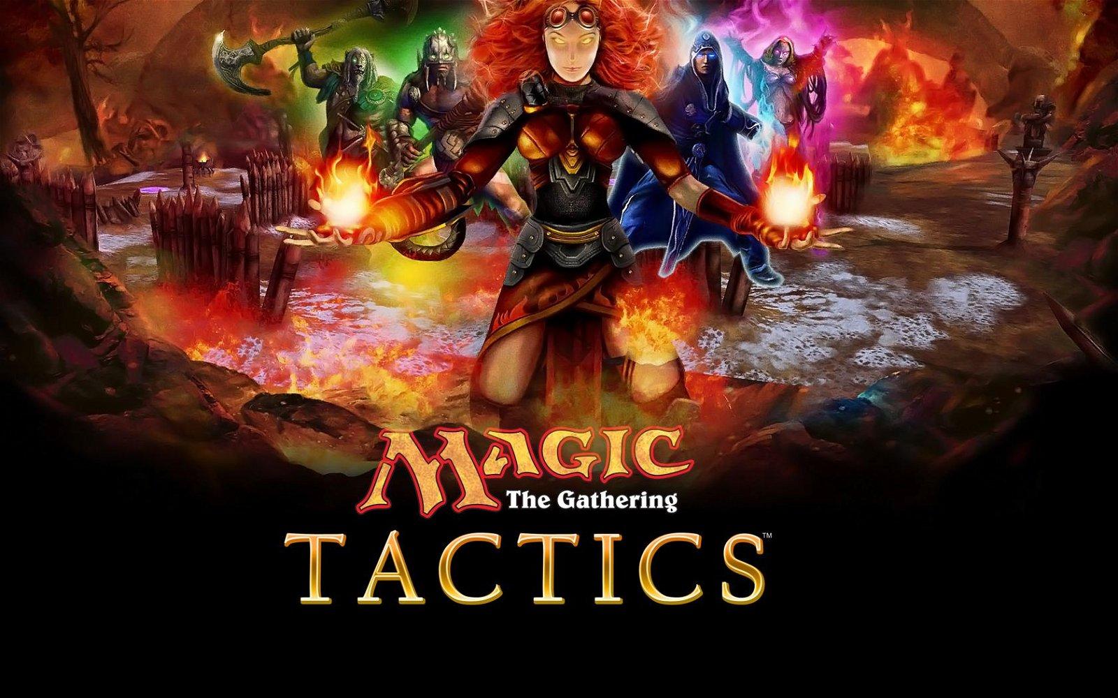 Magic the Gathering: Tactics (PC) Review 2