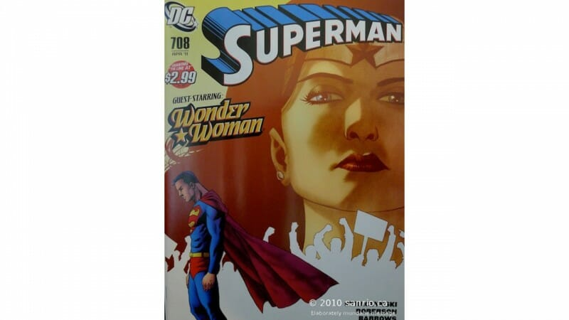 Superman #708 Review