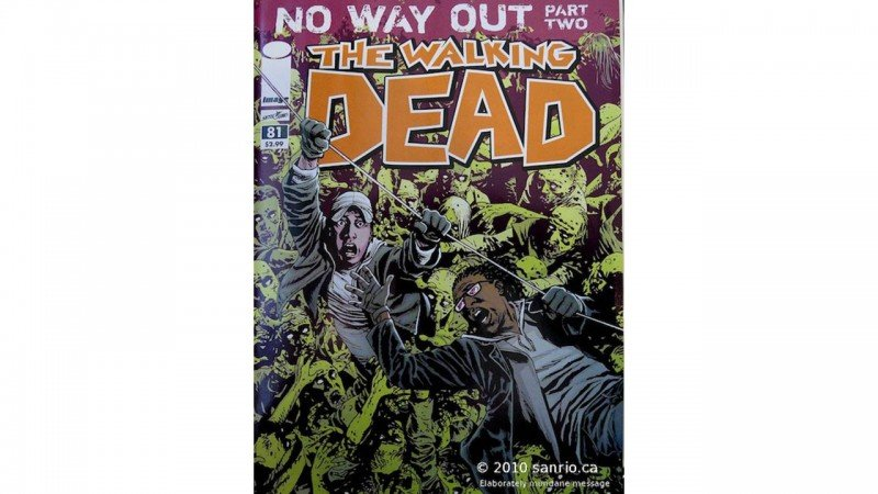 The Walking Dead #81 Review