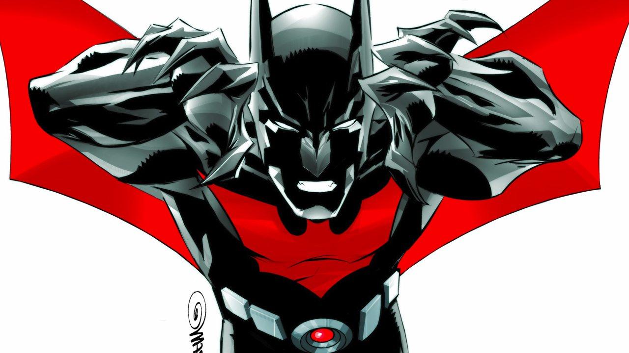 Batman Beyond #1 Review 3