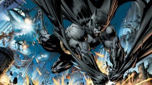 Icons of ink: An interview with Marv Wolfman & Jim Lee 1