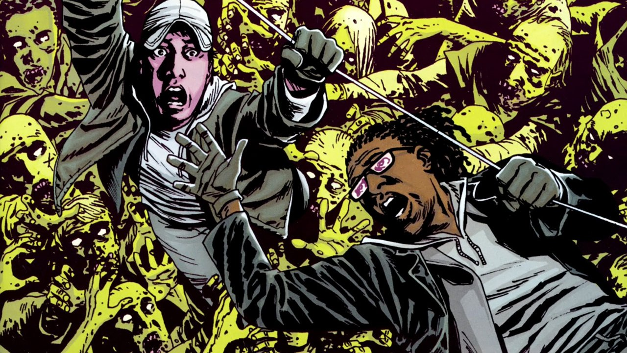 The Walking Dead #81 Review 3