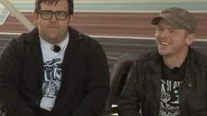 Interview with Simon Pegg and Nick Frost