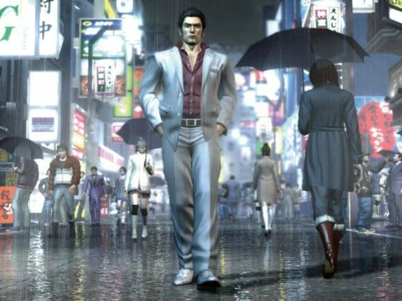 Yakuza 4 (PS3) Review 1