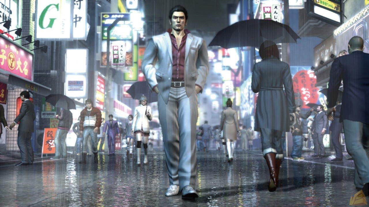 Yakuza 4 (PS3) Review