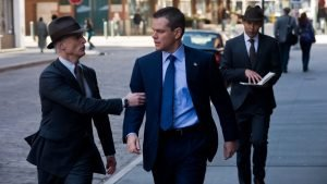 The Adjustment Bureau (Movie) Review