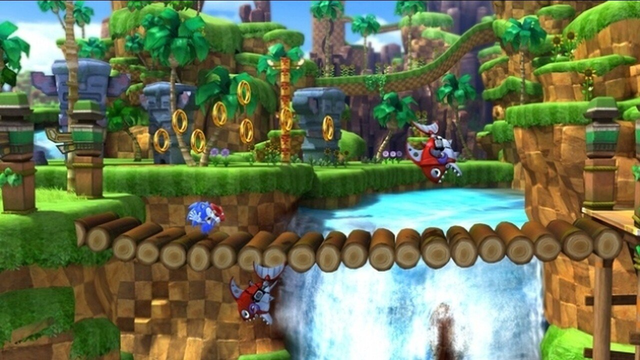 First details emerge for Sonic Generations