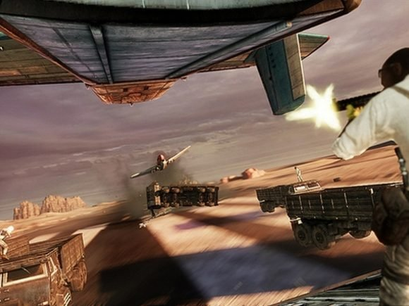 New trailer reveals Uncharted 3 multiplayer details - 2011-04-19 03:18:43