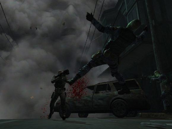 New trailer details F.E.A.R. 3 multiplayer modes - 2011-04-15 22:58:23