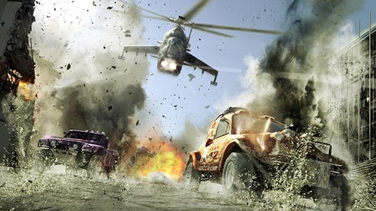 MotorStorm Apocalypse gets (another) release date - 2011-04-15 20:15:25