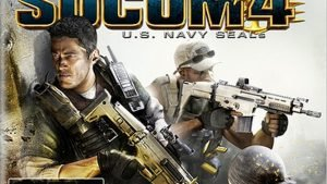 Resistance 3 public beta included with SOCOM 4