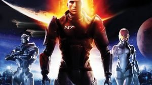 Mass Effect anime film currently in the works