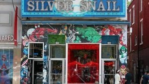 Toronto's Silver Snail gets sold - 2011-04-08 20:52:39