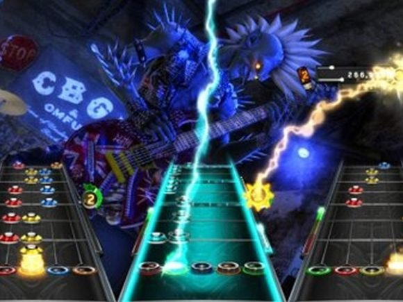 Activision says Guitar Hero isn't finished