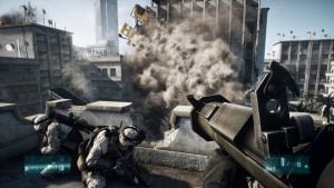 DICE rolls out some well-lit Battlefield screenshots - 2011-04-11 16:03:49