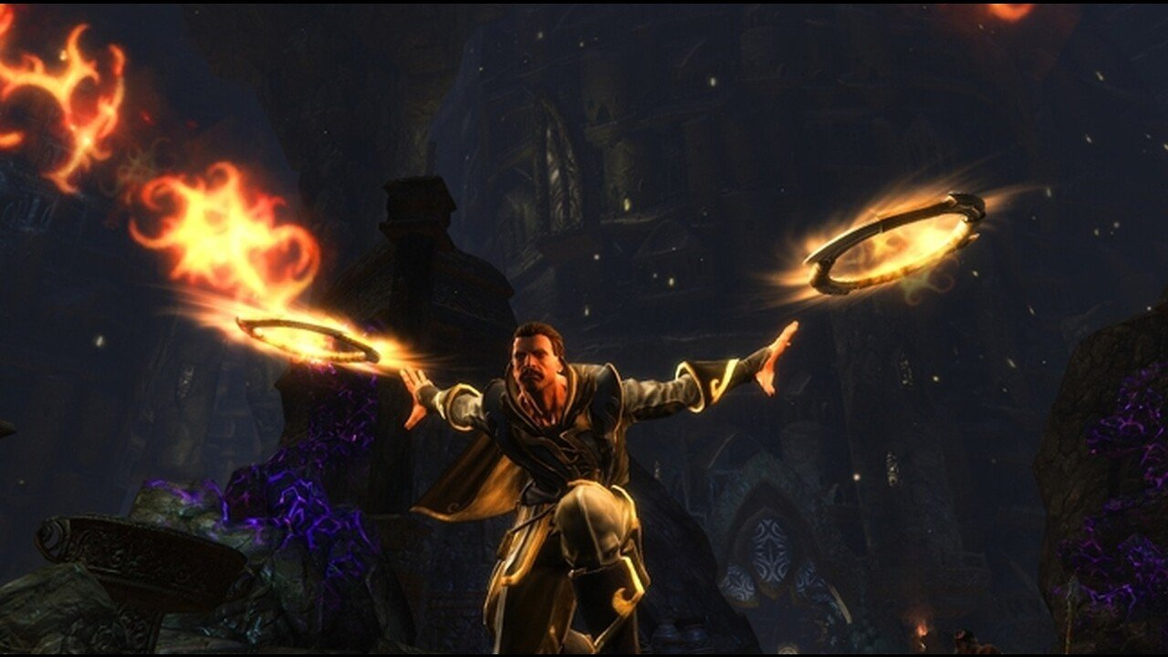 Kingdoms of Amalur gets bloody with its first gameplay trailer