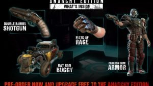 Grab a few upgrades with the Rage Anarchy Edition and a new gameplay trailer - 2011-04-18 18:44:55