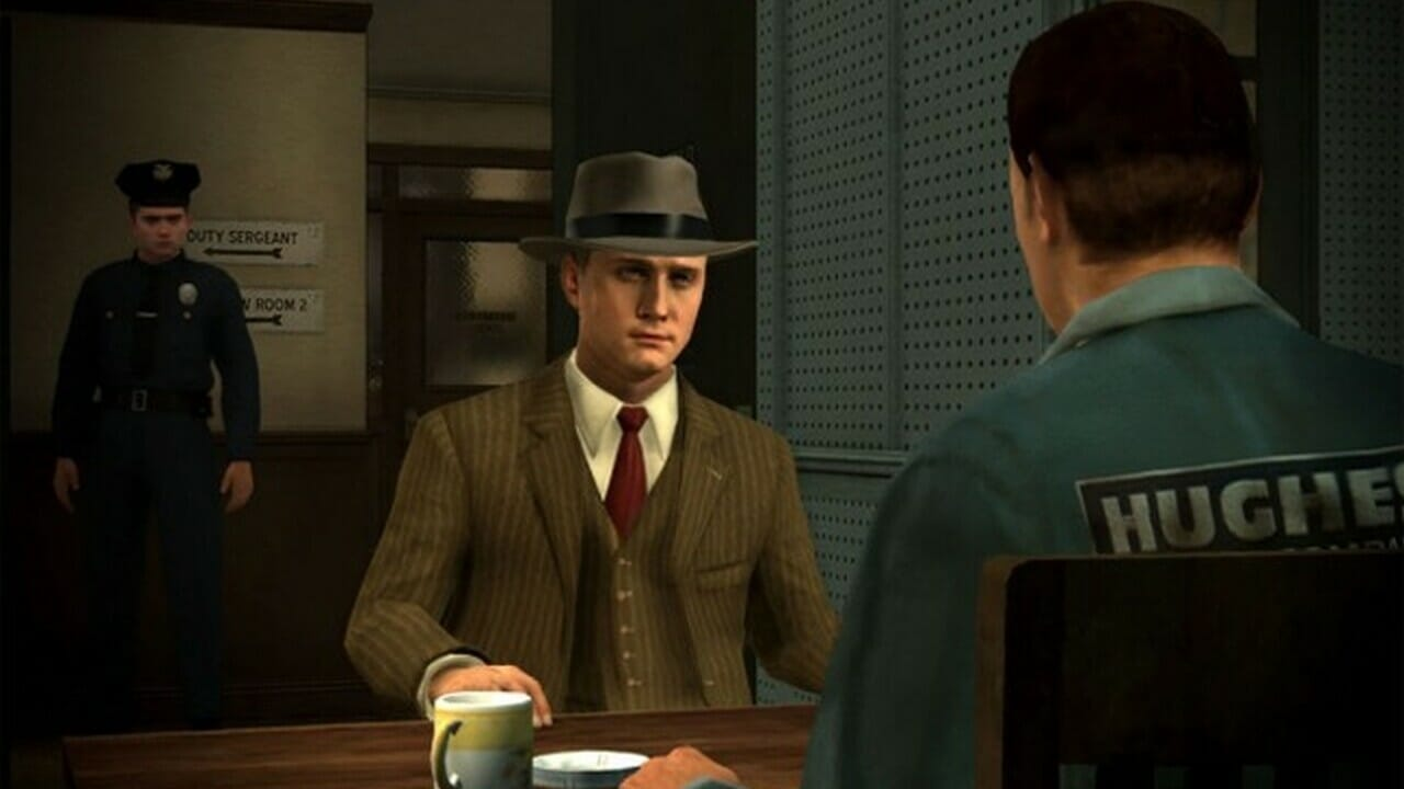 "Trailers: ""Rising Through the Ranks"" in L.A. Noire - 2011-04-21 18:45:13"