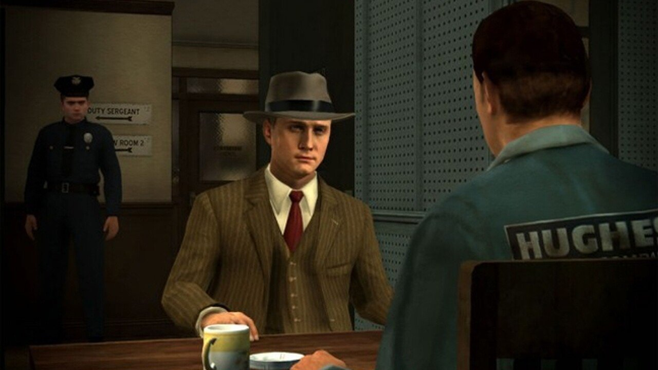 "Trailers: ""Rising Through the Ranks"" in L.A. Noire"