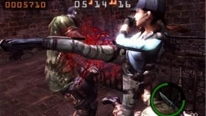 Resident Evil: Mercenaries includes playable demo of Resident Evil: Revelations