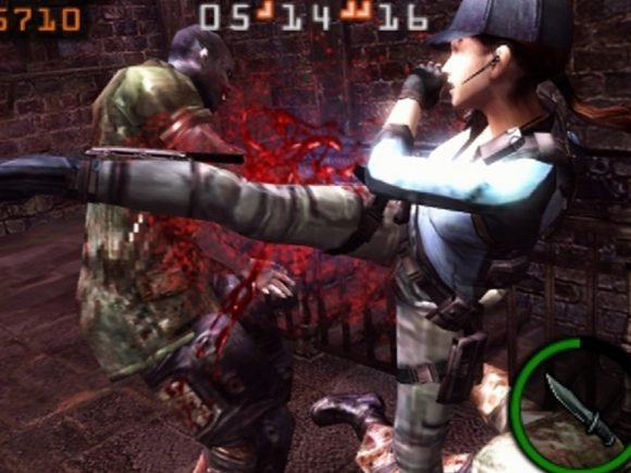 Resident Evil: Mercenaries includes playable demo of Resident Evil: Revelations - 2011-04-13 22:33:53