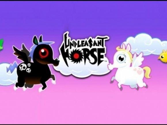 Unpleasant Horse gallops into App Store