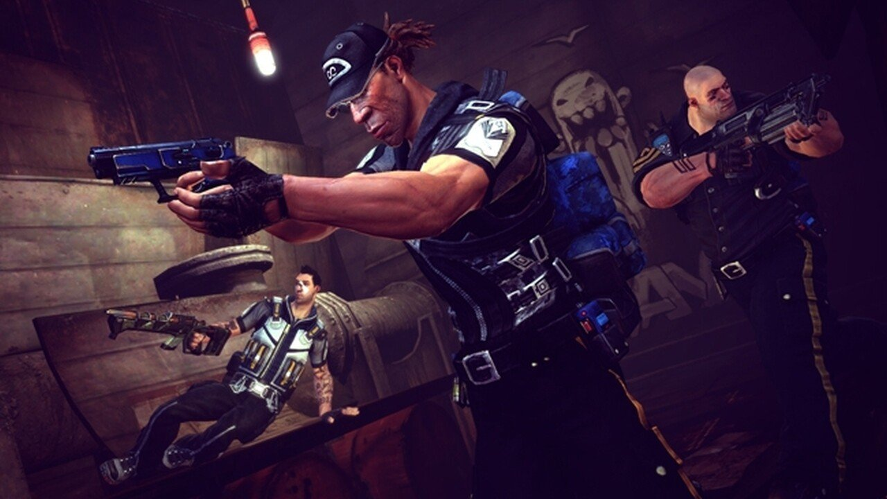 Bethesda brings the fuzz with new Brink screenshots - 2011-04-19 18:24:12
