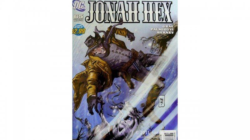 Jonah Hex #65 Review 2