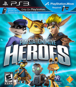 PlayStation Move Heroes (PS3) Review