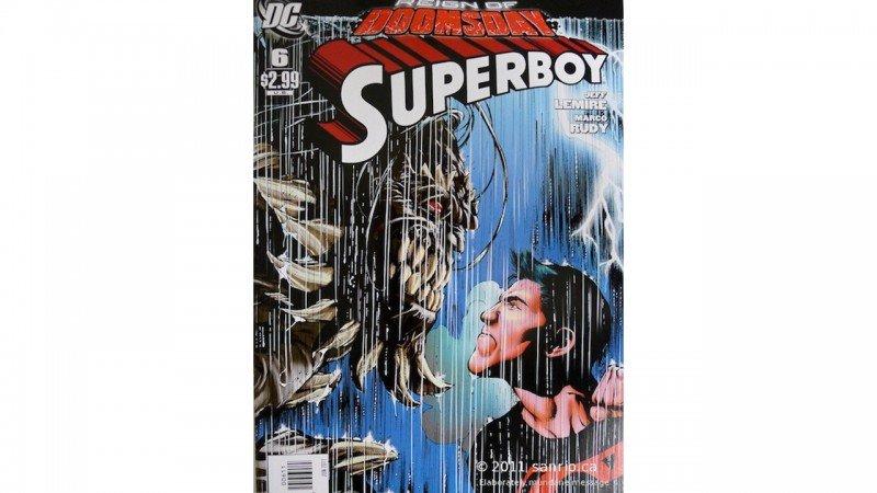 Superboy #6 Review 2