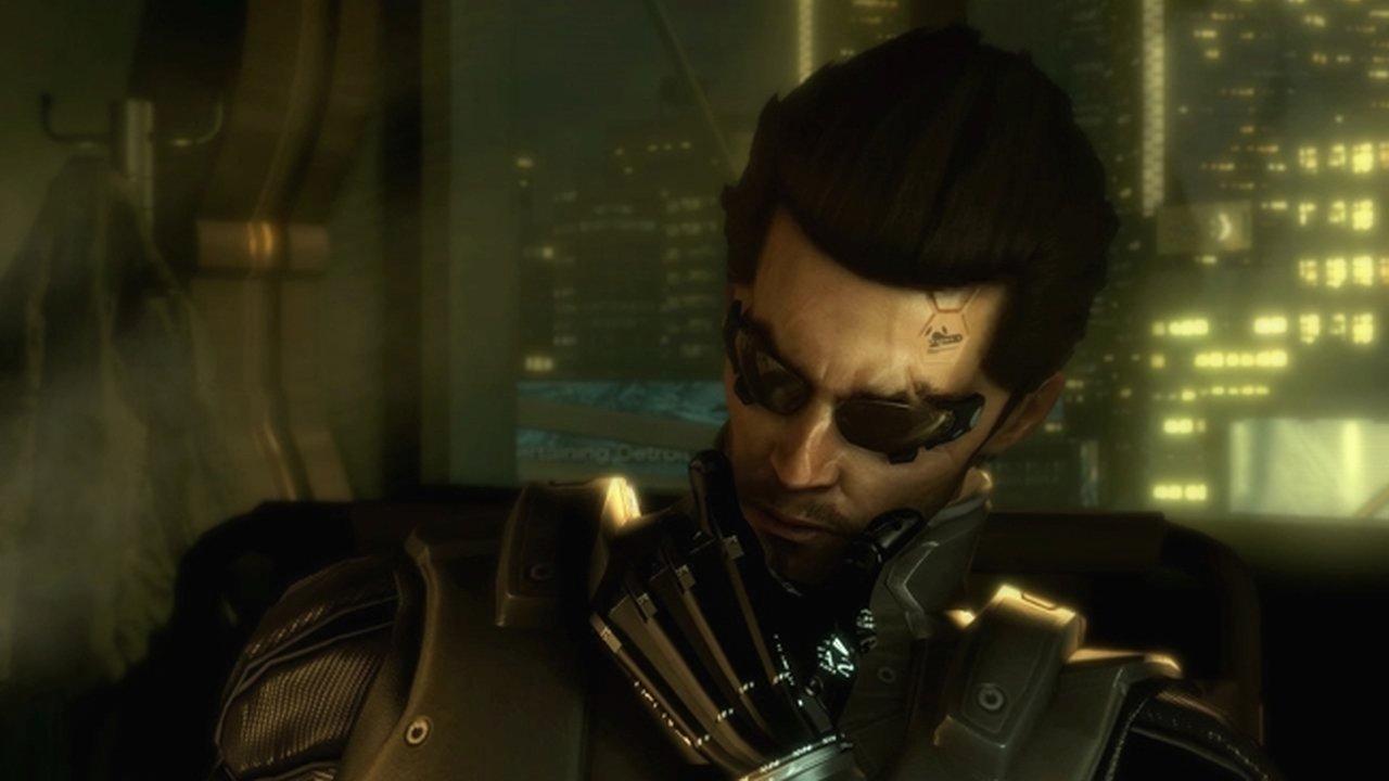 Enjoy a better life with Sarif Industries in Deus Ex: Human Revolution