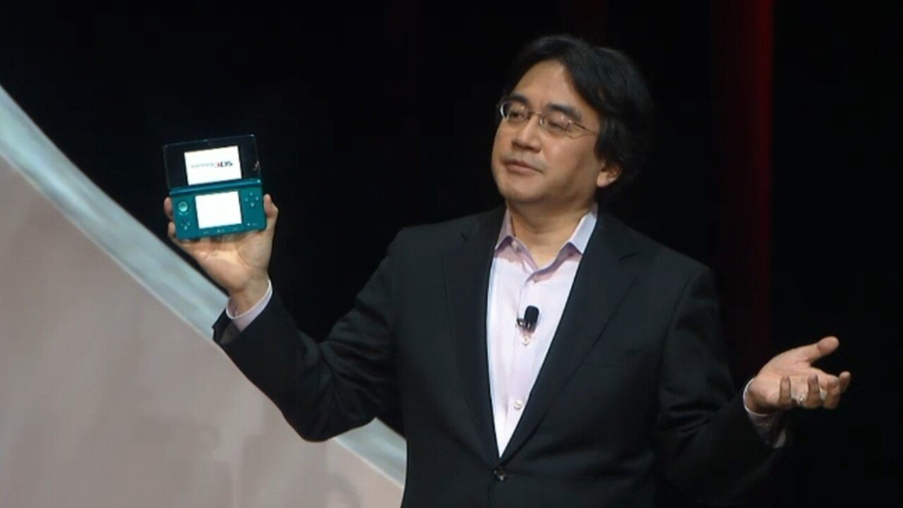 "Satoru Iwata: People don't understand the ""value"" of the 3DS - 2011-04-27 05:20:51"