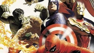 First details for Marvel's free-to-play MMO - 2011-04-29 14:43:22