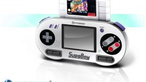 The SupaBoy lets you play your SNES cartridges on the go 1